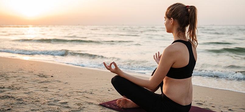 4 ejercicios de relajación